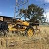 Upton Travelling Boom Irrigator